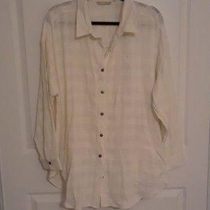 Soft surroundings blouse